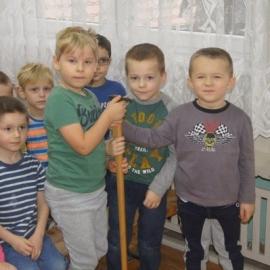 Spotkanie Barbórkowe w Szkole Podstawowej w Kuźni w dniu 7 grudnia 2016r.