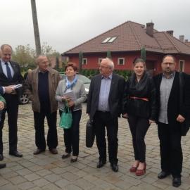 Spotkanie Komisji Muzealnictwa w dniu 2 października 2014r.