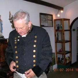 Spotkanie Kręgu Barbar w Izbie Tradycji w Knurowie