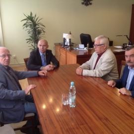 Spotkanie w GIG 24.09.2015.