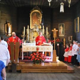 Spotkanie w Parafii św. Wawrzyńca w Chorzowie w dniu 10.08.2014