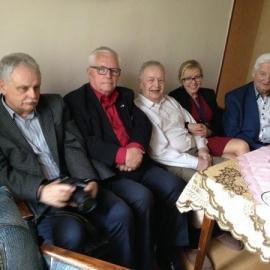 Spotkanie z autorami dot. Gwarek Prof. Witold Budryk