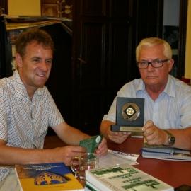 Spotkanie z dr. Stefanem  Kaiserem dyrektorem  Muzeum w Ratingen foto_3