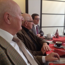 Spotkanie Zarządu Bractwa Gwarków z Burmistrzem Essen foto_1