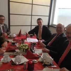 Spotkanie Zarządu Bractwa Gwarków z Burmistrzem Essen foto_3