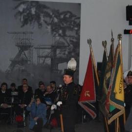 Uroczyste otwarcie Zakładu Górniczego Dębieńsko 03.12.2011 r.