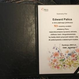 Urodziny I Dyrektora Edwarda Pawlicy foto_5