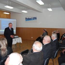 VII Spotkanie Bractwa Gwarków w Rudpol-OPA - 25.03.2010r.