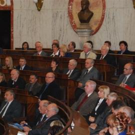 Święto dnia Turystyki - Bogusław Szyguła - 27.10.2011r.