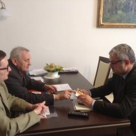 Wizyta Członków BG w urzędzie Marszałkowskim 29.10.2015 foto_1