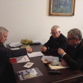 Wizyta Członków BG w urzędzie Marszałkowskim 29.10.2015 foto_2
