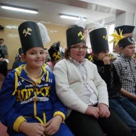 Wizyta Gwarka w Szkole Specjalnej