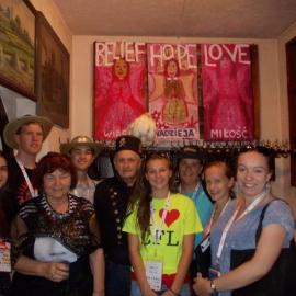 Wizyta młodzieży w Izbie Tradycji foto_1