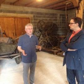 Wizyta w Muzeum Pana Szendery w Suszcu w dniu 27.lipca 2017r.