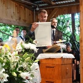 XVII spotkanie Pszczelarzy Śląskich na Trutowisku w Murckach foto_20