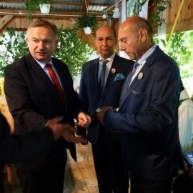 XVII spotkanie Pszczelarzy Śląskich na Trutowisku w Murckach foto_28