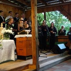 XVII spotkanie Pszczelarzy Śląskich na Trutowisku w Murckach foto_7