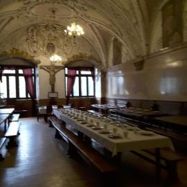Zwiedzanie Pałacu w Kopicach w dniu 26.10.2016r.