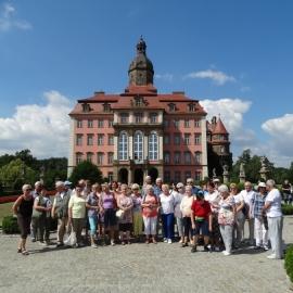 Zwiedzanie zamku w Książu foto_12