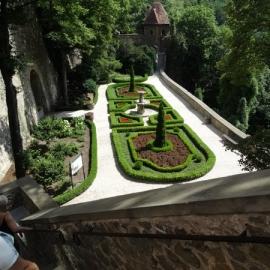 Zwiedzanie zamku w Książu foto_7
