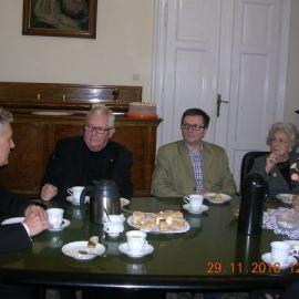 Imieniny ks. proboszcza Andrzeja Nowickiego 29.listopada 2016 r.