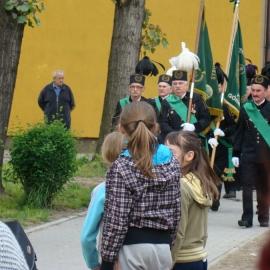 Katowice; Powrót Świętej Barbary 27.05.2013
