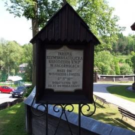 Rys historyczny parafii Racławice