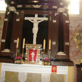 Sanktuarium na Świętym Krzyżu 22.05.2013