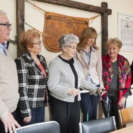 Wizyta Barbar Śląskich w Bractwie Gwarków