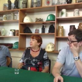 Wystąpienie Andrzeja Zibrowa BALAMARA