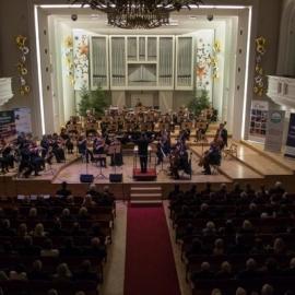 Zbiórka na Noworocznym Koncercie GIPH 14 stycznia 2019 roku w Filharmonii Śląskiej